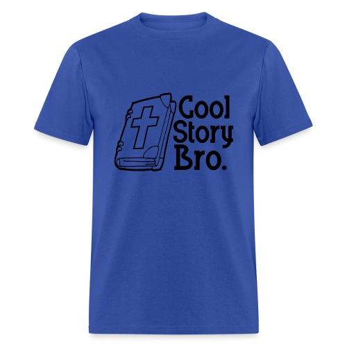 Cool story - Men's T-Shirt
