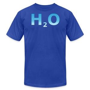 water - Men's Fine Jersey T-Shirt