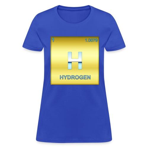 HYDROGEN - Women's T-Shirt