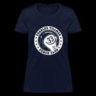Women's T-Shirts ~ Women's T-Shirt ~ Charles Tillman PUNCH CLUB (#33)
