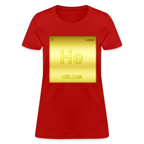 HELIUM - Women's T-Shirt