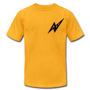 Yellow Claw - Men's T-Shirt by American Apparel