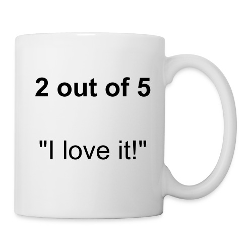 2 out of 5 - Coffee/Tea Mug