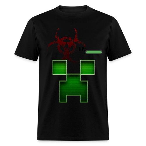 biohazard creeper - Men's T-Shirt