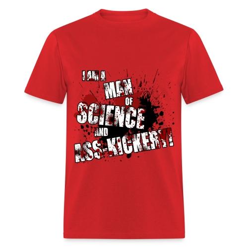 ass kickery - Men's T-Shirt