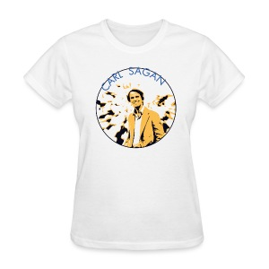 Vintage Carl Sagan - Women's T-Shirt