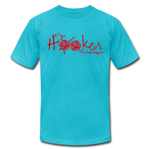 Hooker Tee - Unisex AA - Men's  Jersey T-Shirt