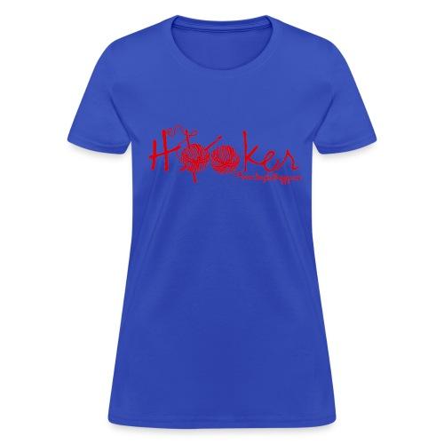 Hooker Tee - Womens Standard - Women's T-Shirt