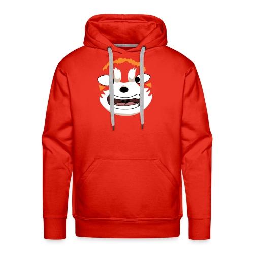 Red Panda Hoodie - Men's Premium Hoodie