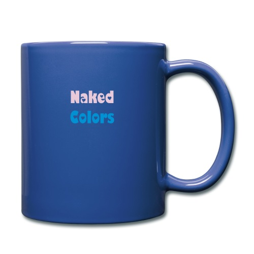 Naked Colors Mug - Full Color Mug