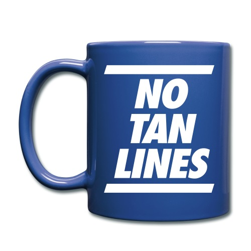 No Tanlines - Full Color Mug