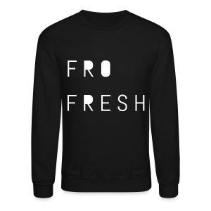 Fro fresh - Crewneck Sweatshirt