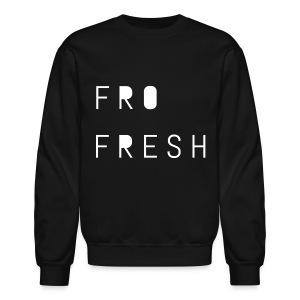 Fro fresh - Crewneck Sweatshirt
