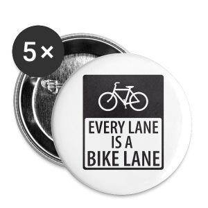 Every Lane is a Bike Lane