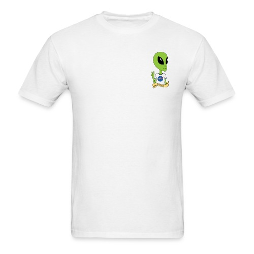 Radical Alien  - Men's T-Shirt