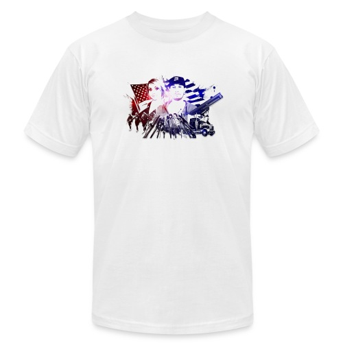 Men's T-Shirt 2018 Graphic - Men's Fine Jersey T-Shirt