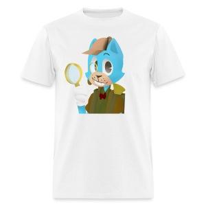 Detective Loopy (Thanks Bannini!) - Men's T-Shirt