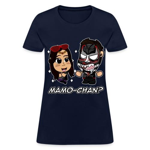Mamo-chan Shirt (Female) - Women's T-Shirt
