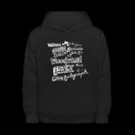 Sweatshirts ~ Kids' Hoodie ~ Some Detroit Streets