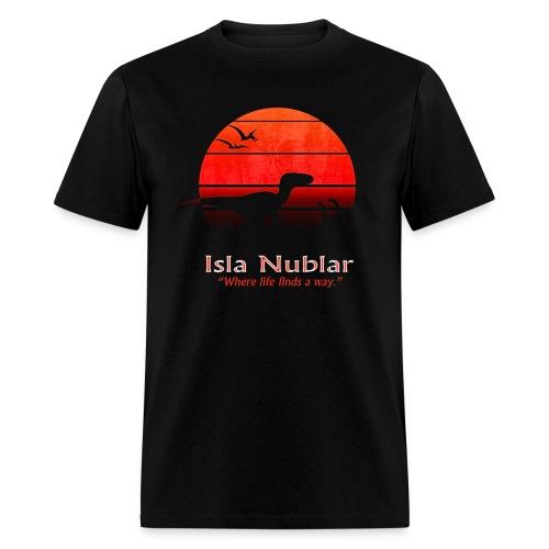 Men's Isla Nublar Vacation Tee - Men's T-Shirt