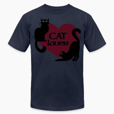 Cat Lover Shirts Men's Cat Lover T-Shirts