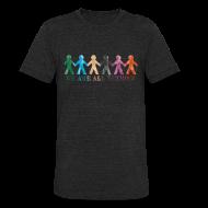 T-Shirts ~ Unisex Tri-Blend T-Shirt ~ We are all Detroit