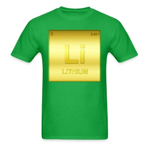 LITHIOUM - Men's T-Shirt