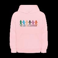 Sweatshirts ~ Kids' Hoodie ~ We are all Detroit