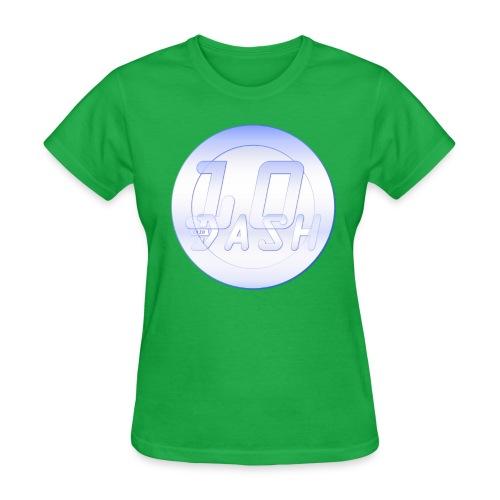 10 Dashcoin - Women's T-Shirt