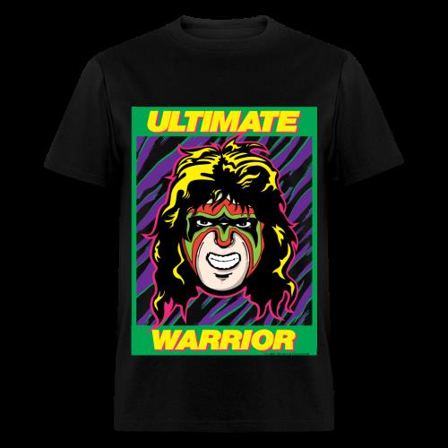 Ultimate Warrior 80's Shirt - Men's T-Shirt