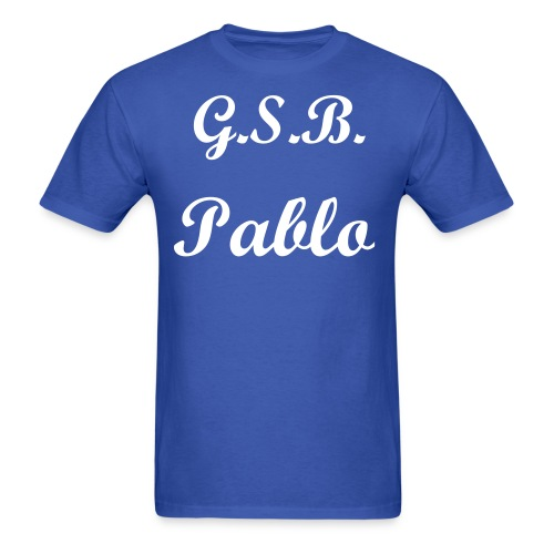 G.S.B. Pablo Mens Shirt - Men's T-Shirt