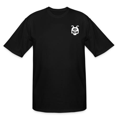 Men's Tall T-Shirt - Logo on Front Left