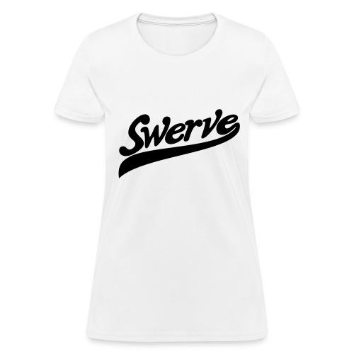 Swerve Women's Tee - Women's T-Shirt