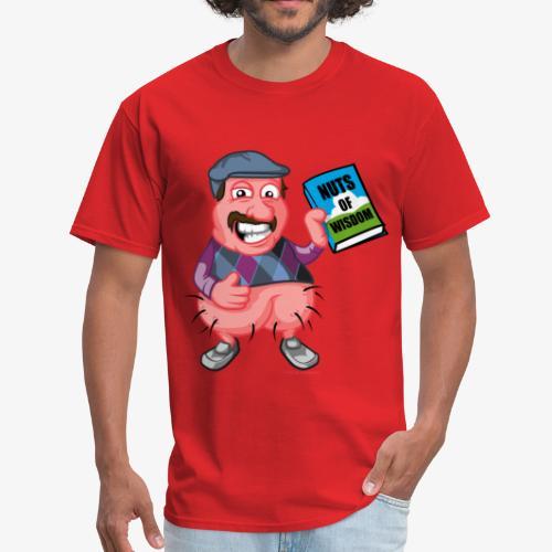 Share Your Nutty Wisdom - Men's T-Shirt