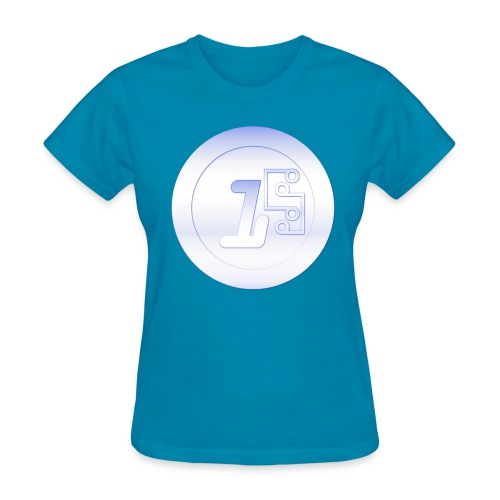 1 Digitalcoin - Women's T-Shirt
