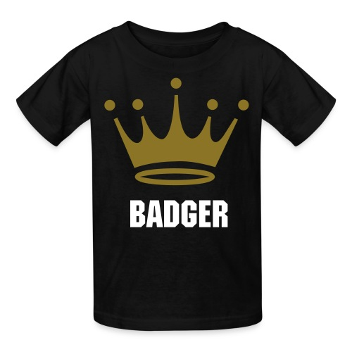 Prince Badger - Kids' T-Shirt