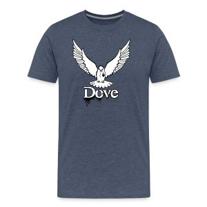 Dove Male - Men's Premium T-Shirt