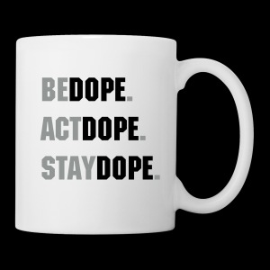 BEDOPE. Mug - Coffee/Tea Mug