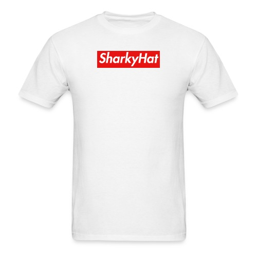 SharkyHat - Supreme Parody (Men's) - Men's T-Shirt