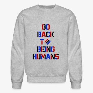 Humans (Sweatshirt) - Crewneck Sweatshirt