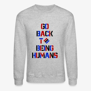 Humans (Sweatshirt) - Crewneck Sweatshirt