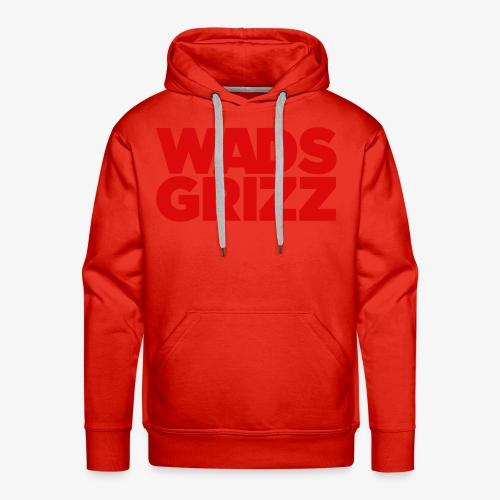 WADS GRIZZ Men's Premium Hoodie - Men's Premium Hoodie