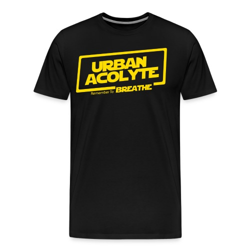 Solo Inspired Breathe T-Shirt - Men's Premium T-Shirt