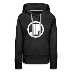 LP Logo Hoodie Women - Women's Premium Hoodie