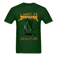 T-Shirts ~ Men's T-Shirt ~ I Went To Drakkhen...