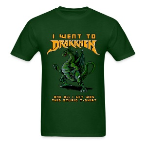 I Went To Drakkhen... - Men's T-Shirt