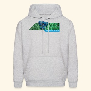 CRT-Screen (free shirtcolor selection) - Men's Hoodie