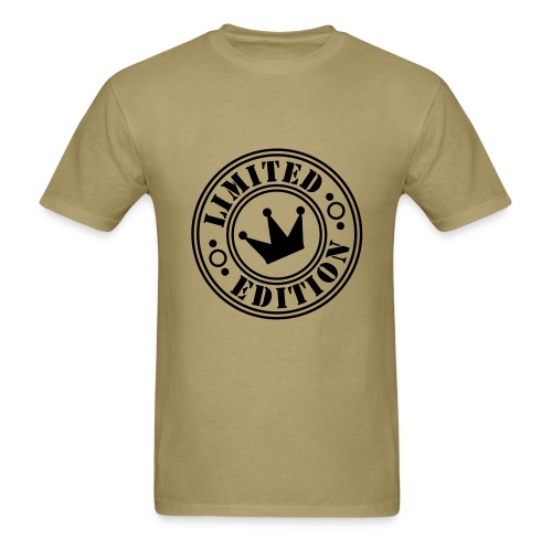 limited_edition_crown - Men's T-Shirt