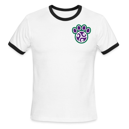 green-ringer-tee - Men's Ringer T-Shirt