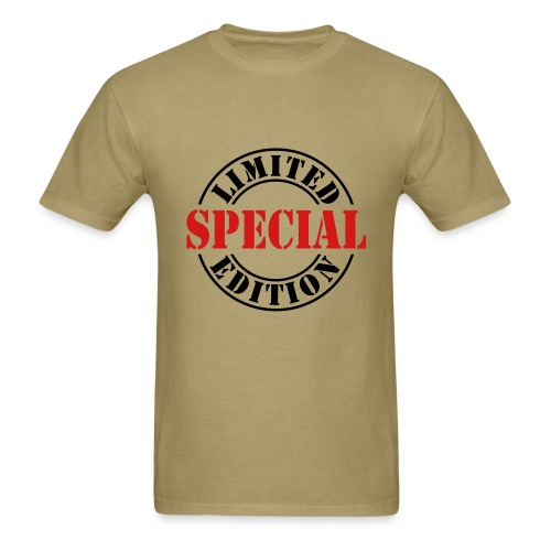 limited_edition_special - Men's T-Shirt